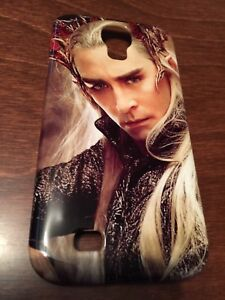 Samsung Galaxy S4 case LOTR Hobbit Thranduil