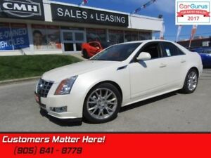 "2013 Cadillac CTS Performance Collection  V6 AWD NAV CAM 19""-ALL"