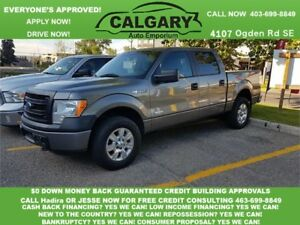 2014 Ford F-150 XL   *$99 DOWN EVERYONE APPROVED*