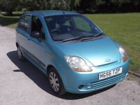 2006 CHEVROLET MATIZ 1.0, MOT AUGUST 2018, ONLY 33,000 MILES, ONLY £695
