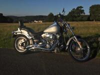 2006 Harley Davidson FXSTI Softail Standard