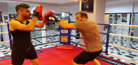 You don't have to get hit to be fit Boxing Trainer.