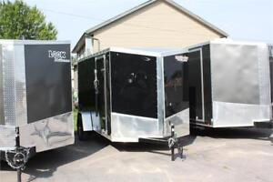 (JUST IN) 2018 Discovery 6X12 Pro Series Enclosed Cargo Trailer