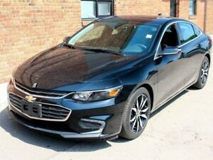 2016 Chevrolet Malibu LT NAVIGATION LEATHER ROOF FINANCE AVAILAB