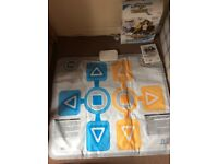 Nintendo Wii eXtreme Challenge Mat and Game