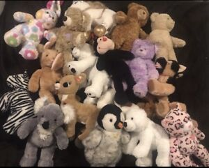 Build-A-Bears! 17 total!