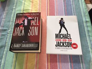 Michael Jackson Hardcover Books