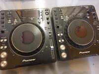 Pioneer cdj 1000 mk3 cdj1000 Cdj 1000mk3 cdj1000mk3 pair