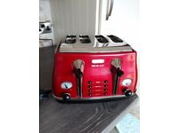 Delonghi micalite toaster