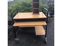 Desk heavy duty good for a work bench or pc art etc