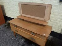 Square Dressing Table missing Mirror Delivery available