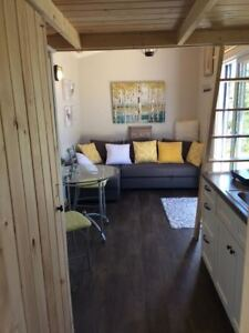 wanted: place near Moncton to park tiny home.
