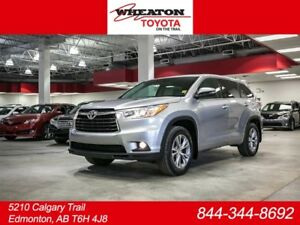 2015 Toyota Highlander LE Upgrade, AWD, Heated Seats, Touch Scre