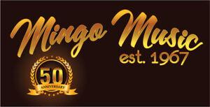Mingo Music's 50th Anniversary!!!