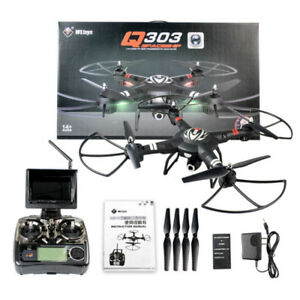 WLToy Q303-A FPV 5.8G RealTime Quadcopter Drone 2MPCamera+Gimbal