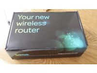 D-Link DSL 3680 Broadband Wireless Router N150 ADSL2+ (New)
