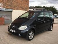 2004 Mercedes-Benz Vaneo 1.6 S AUTOMATIC ACS Family***LONG MOT + BARGAIN***