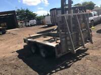 Ifor plant trailer