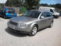 Audi A4 1.9TDi 130 AVANT FSH 3 key sets 2 owners only