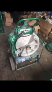 Green lee 555 pipe bender