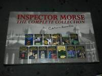 Inspector Morse complete collection