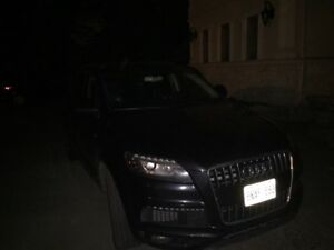 Audi Q7 TDI S-Line MUST SELL ASAP