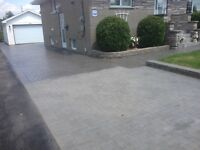 Driveway cleaning/sealing