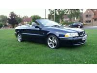 Volvo C 70 Turbo Sport convertible mot Feb 2018 Px Considered