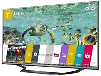 "LG 65UH625V 65"" 4K Ultra HD LED smart TV Wifi/WebOS- Ex-Display"