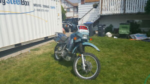 KLR650 - well maintained