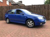 Skoda Fabia Estate 1.4 Petrol Years Mot Full Service History Drives Great Cheap Car !!!