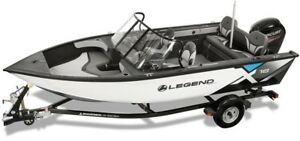 2016 legend boats X18 ALL-IN PRICE, NO EXTRA FEES. 62./wk o.a.c.