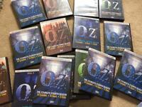 Oz dvds
