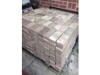 Around 750 paving bricks/blocks for sale need gone asap!!