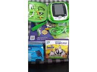 leap pad ex working order with charger and leads as new condition