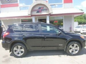 Toyota RAV4 4WD 4dr 4-cyl 4-Spd AT Sport (Natl) WOW** 2011