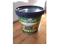 CUPRINOL FENCE CARE-WOODLAND GREEN-1/3 TUB