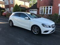Mercedes A200 Sport with most of added extras