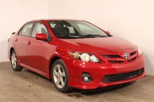 Toyota Corolla ** S ** TOIT  65$ / Semaines 2013