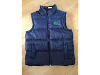 Boy's Bodywarmer / Gilet Age 9-10 years