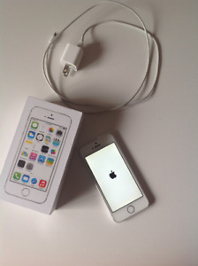 IPhone 5S Silver 16GB - ROGERS