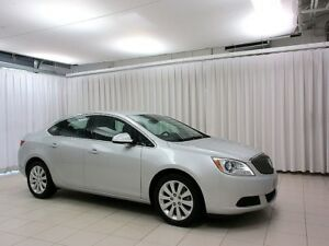 2016 Buick Verano 2.4L SEDAN w/ ALLOYS, BACKUP CAM, REMOTE START