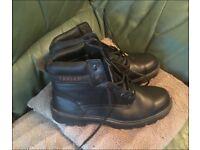 Arco Trojan Lites Safety Boot Black Size 12