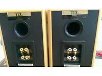 Speakers TDL nucleus 2