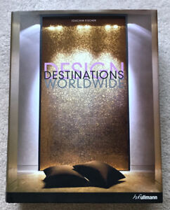 DESIGN DESTINATIONS WORLDWIDE Coffee Table Book