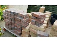 Bridle block paving