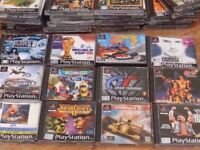 Playstation One Games X 36