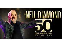 Neil Diamond 03/10/17, Block 006, Glasgow