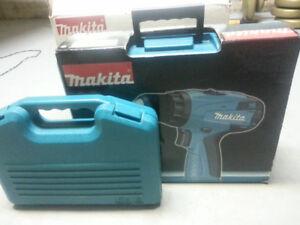 MAKITA 14.4V Ni-Cad Cordless Driver and Drill