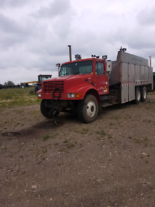 1998 International 4900 Fire Truck